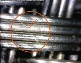 KT-100S Burn mark resized